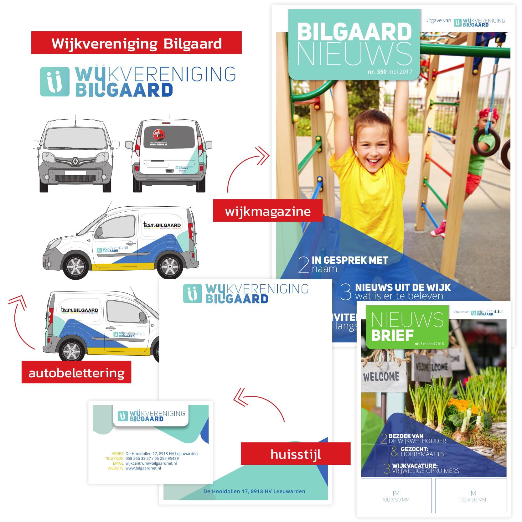 Wijkvereniging Bilgaard
