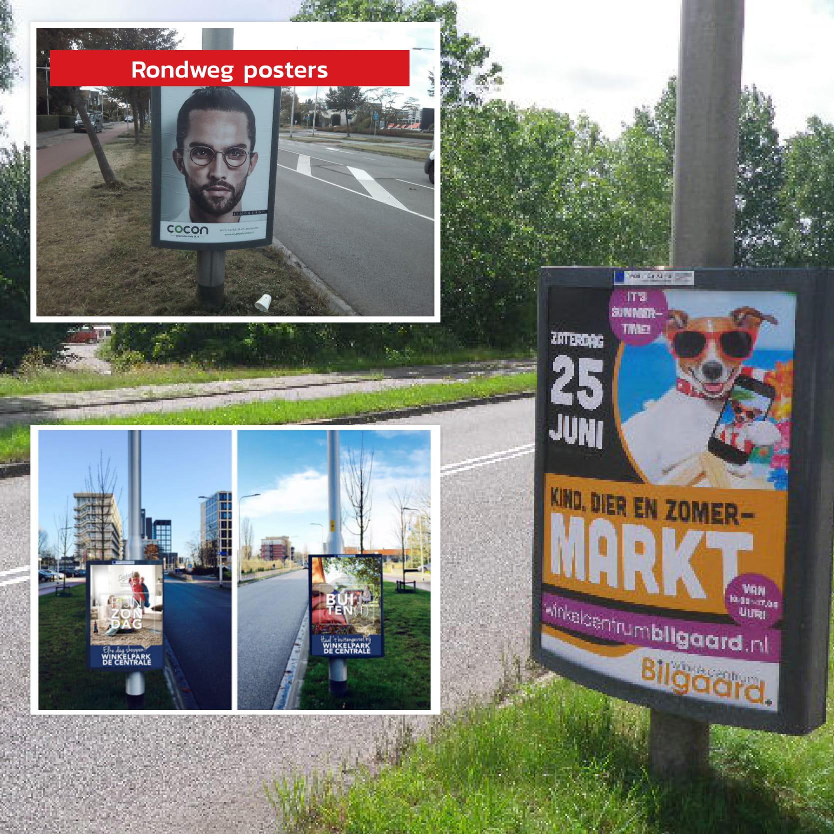 Rondweg posters