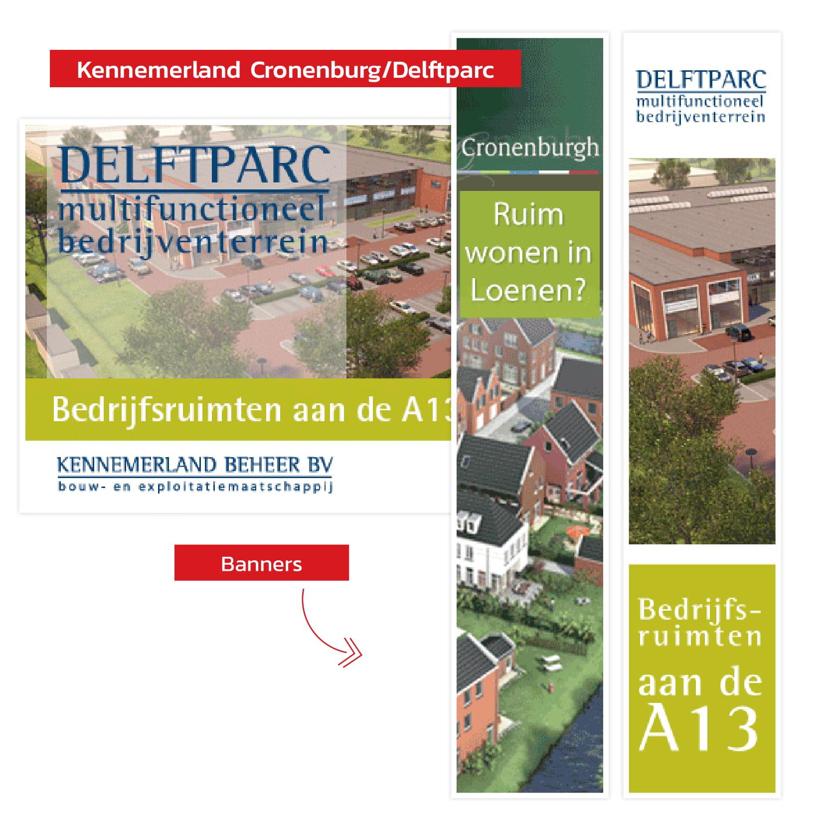Kennemerland Cronenburg/Delftparc
